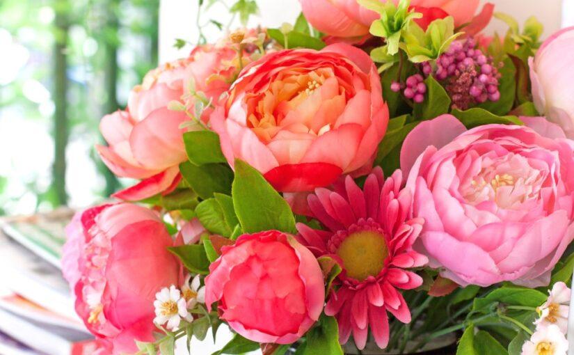 Vis din kærlighed med blomster
